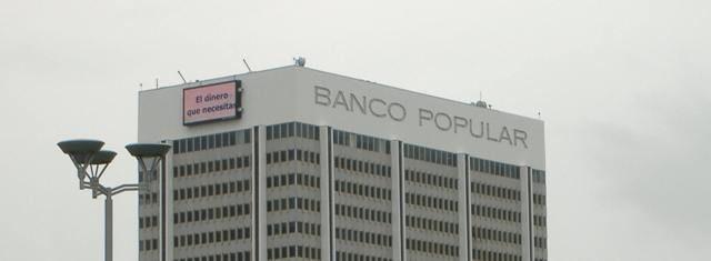 Afectados bonos Banco Popular